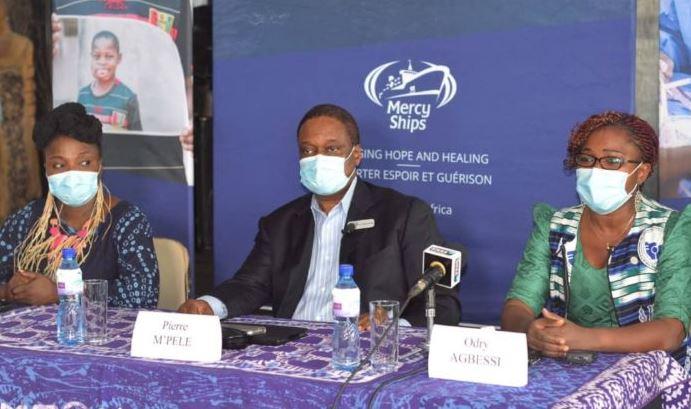 Cotonou : Lancement de l'initiative « l'Afrique remercie Mercy Ships »