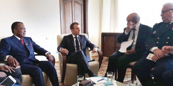 Monsieur Emmanuel Macron, l'ami des dictateurs africains