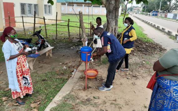 Covid-19: au Congo, les habitants de Nkayi font la grève des masques