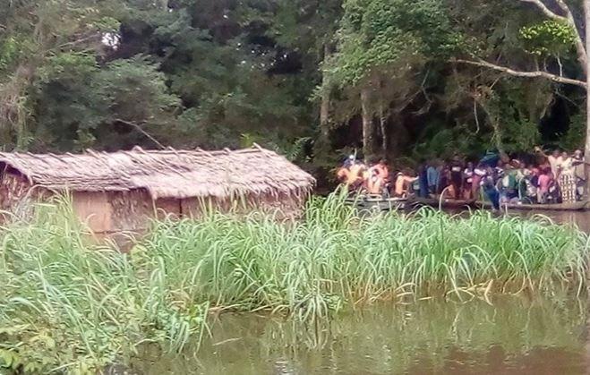 Près de 46000 personnes en détresse suite aux inondations dans la Likouala