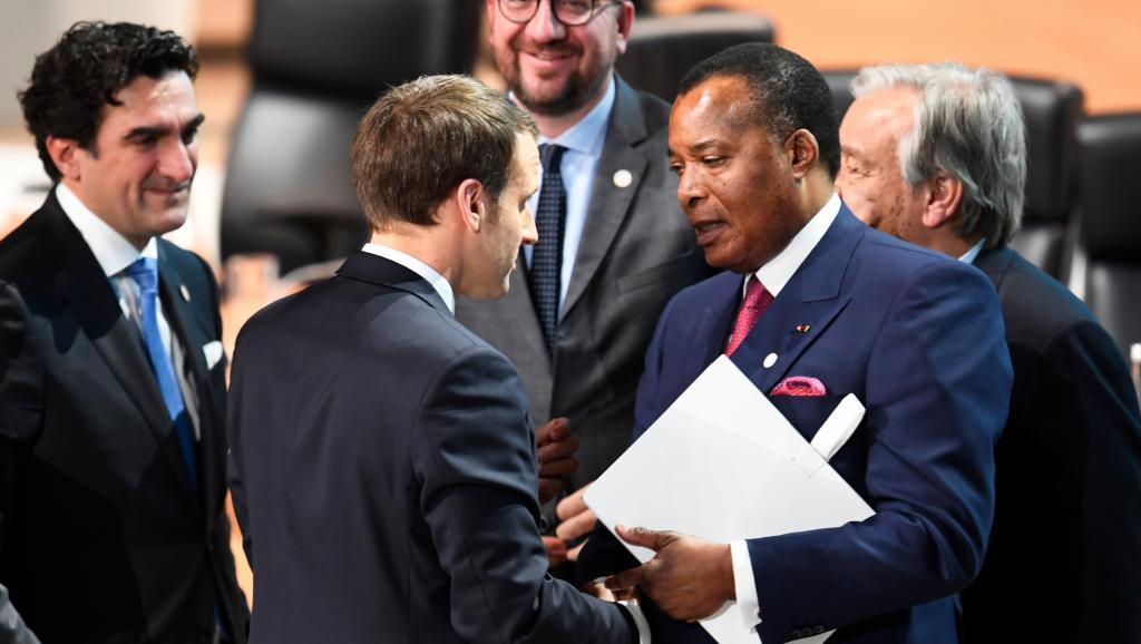 Sassou Nguesso brade le pétrole congolais pour se faire réélire avec l'onction de la France (Total)