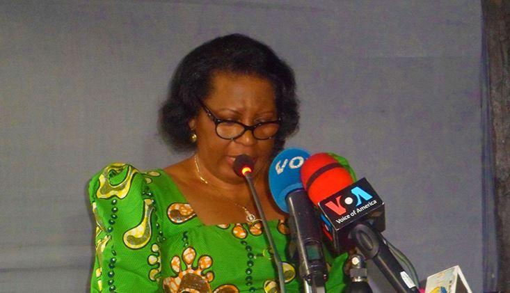 Claudine Munari admet que l'opposition n'a pas obtenu grand-chose à Madingou