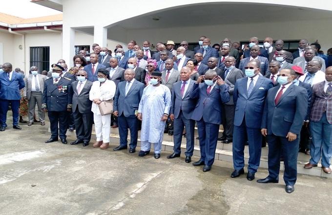 Communiqué final des travaux de la concertation politique de Madingou 2020
