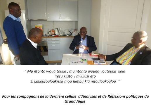 Décès de l'Ambassadeur André HOMBESSA : Faire part de la famille Toungamani – Hombessa