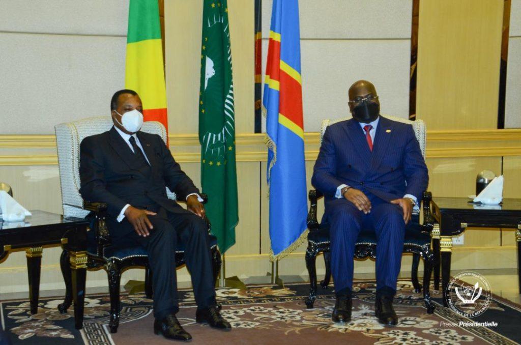 Danse de Zorba entre les deux Congo, entre Tshisekedi et Sassou Nguesso