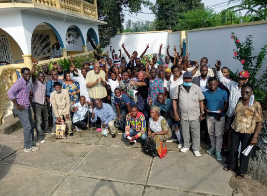 L'UPC décline la politique du bas-fond des égouts putrides et récuse le dialogue de Madingou