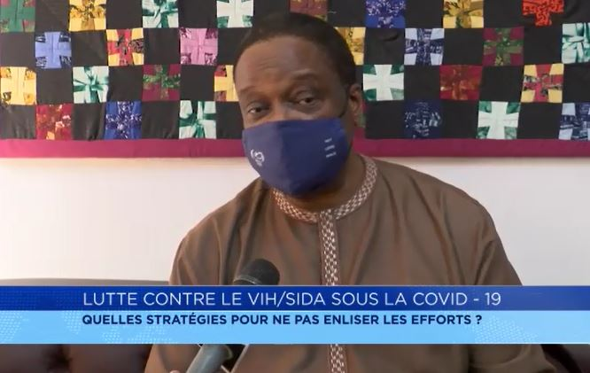 Dr Pierre Mpélé : Lutte contre le VIH/Sida sous la Covid-19