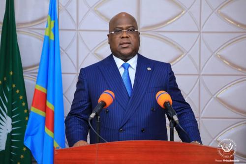 Fin de l'alliance Tshisekedi – Kabila: Discours intégral du Président de la RDC