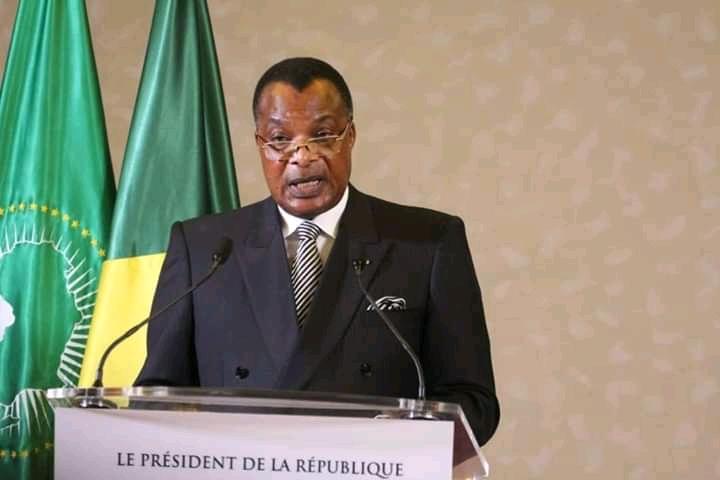Message du Président Sassou Nguesso sur l'état de la nation en 2020