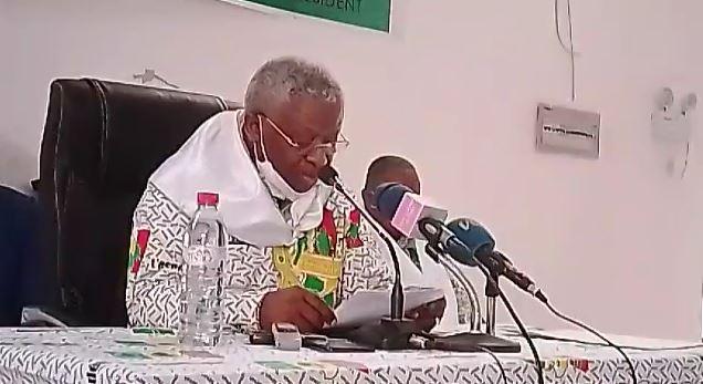 Conseil National de l'Upads: Discours d'ouverture de Pascal Tsaty Mabiala