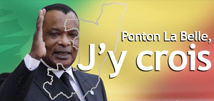 Message lu par M. Anatole Collinet Makosso lors de la rencontre entre les ponténégrins et M. Sassou Nguesso