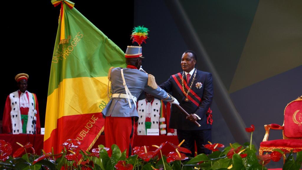 Le couronnement de l'Empereur Sassou Nguesso Ier au Congo-Brazzaville