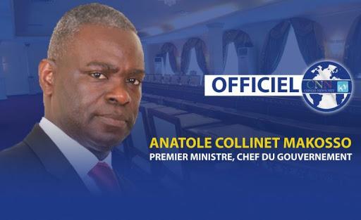 Congo : ombres et lumières sur le Gouvernement Collinet