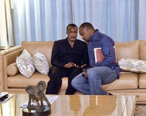 Christel Sassou Nguesso, le pied à l'étrier
