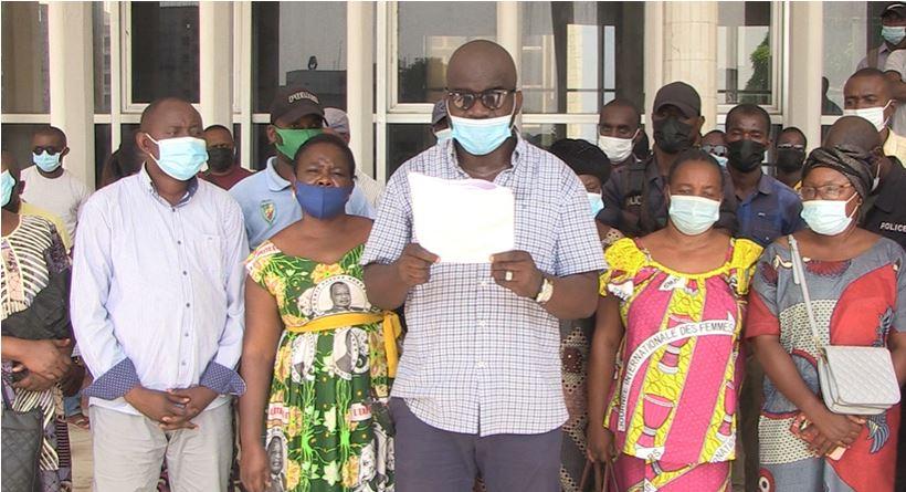 Des policiers municipaux réclament leur intégration à la mairie de Brazzaville