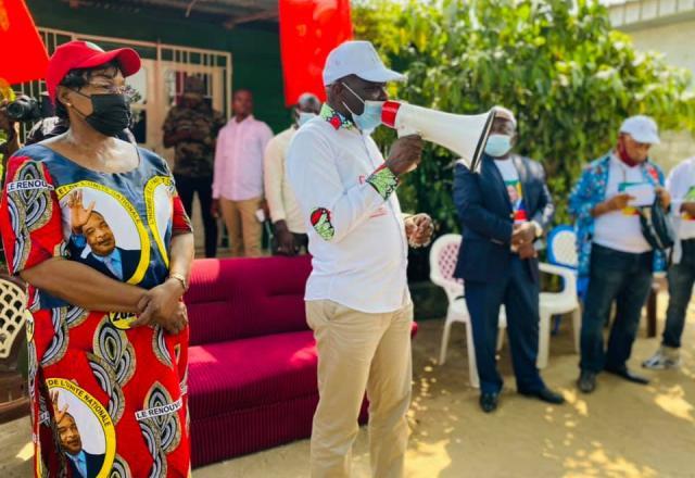 Sassou Nguesso organise le sabotage de Collinet Makosso